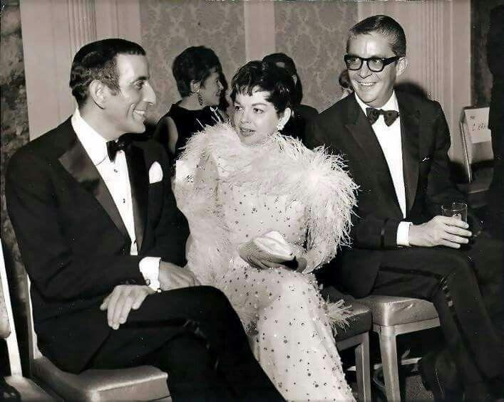 Tony Bennett and Judy Garland | Judy Garland | Judy garland, Tony