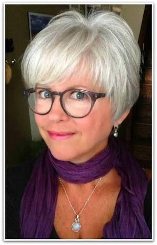pin on hair styles for older women