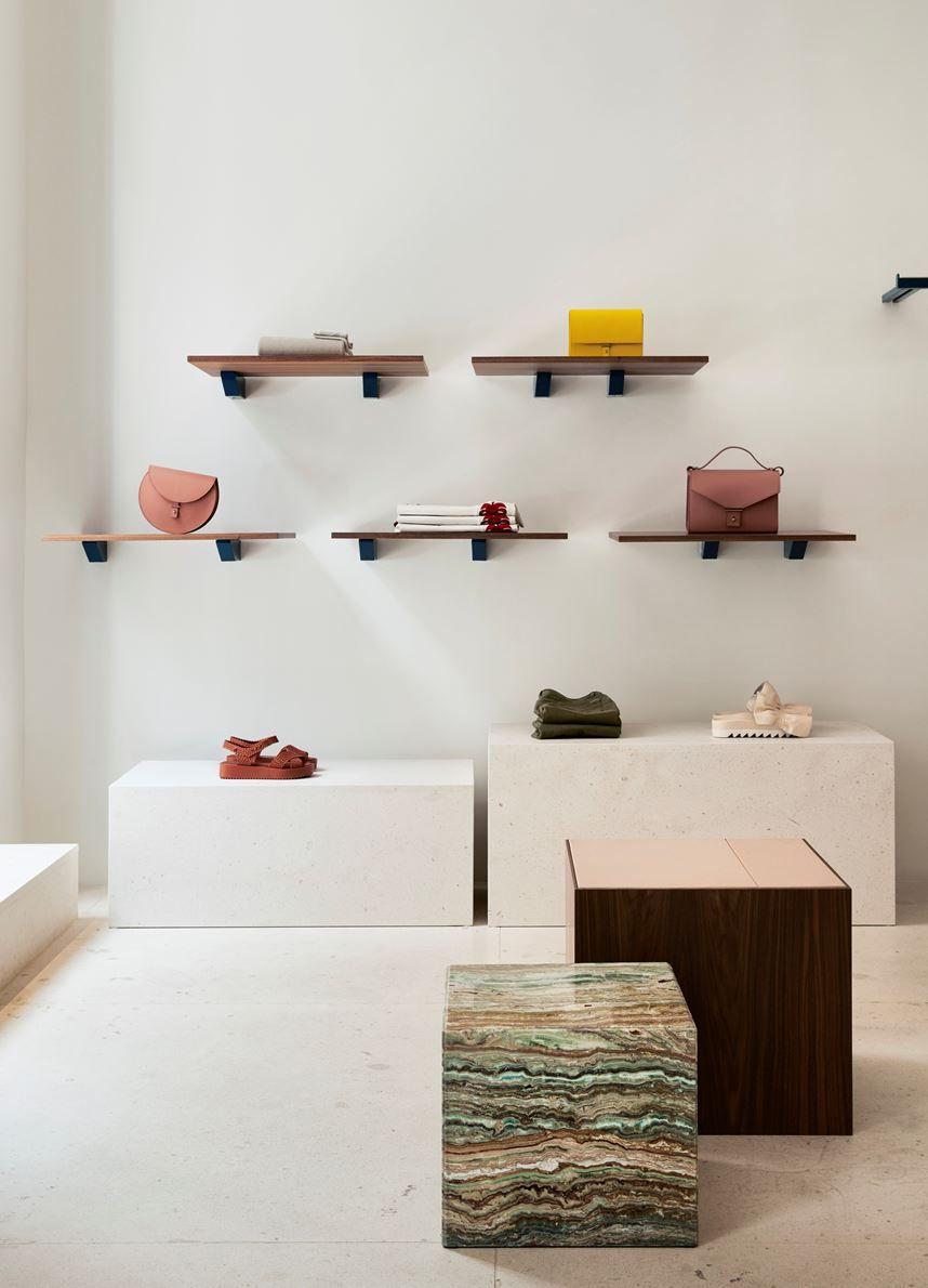 Ambrosia Picture Gallery Retail Store Interior Design