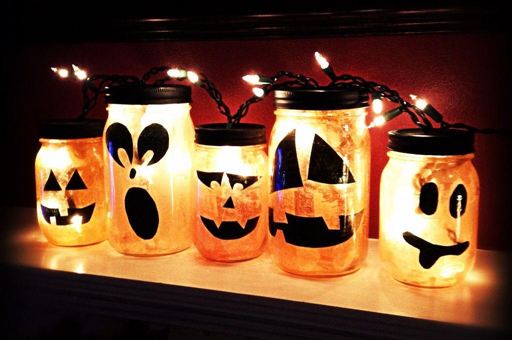 Spooky Lanterns Made Easy Halloween decorations indoor