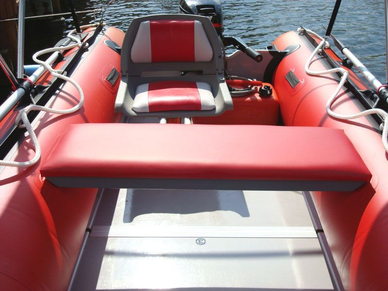Free Instructions For Diy Seat Cushions For Saturn Inflatable Boats 14 39 Aluminum Mirrocraft