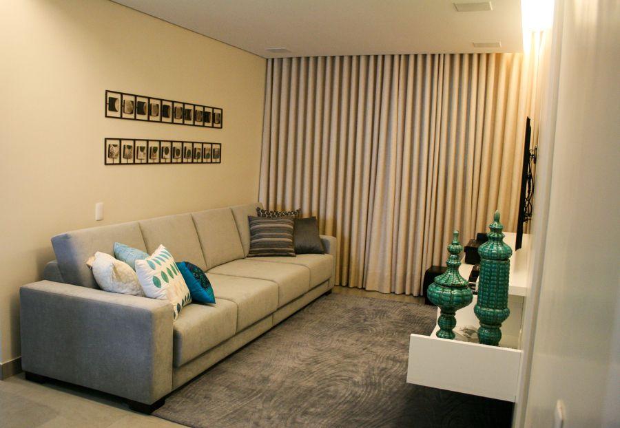 Projeto de Decoração e Reforma - Apartamento Bairro Buritis- Belo Horizonte/mg | Ideias Designer de Interior