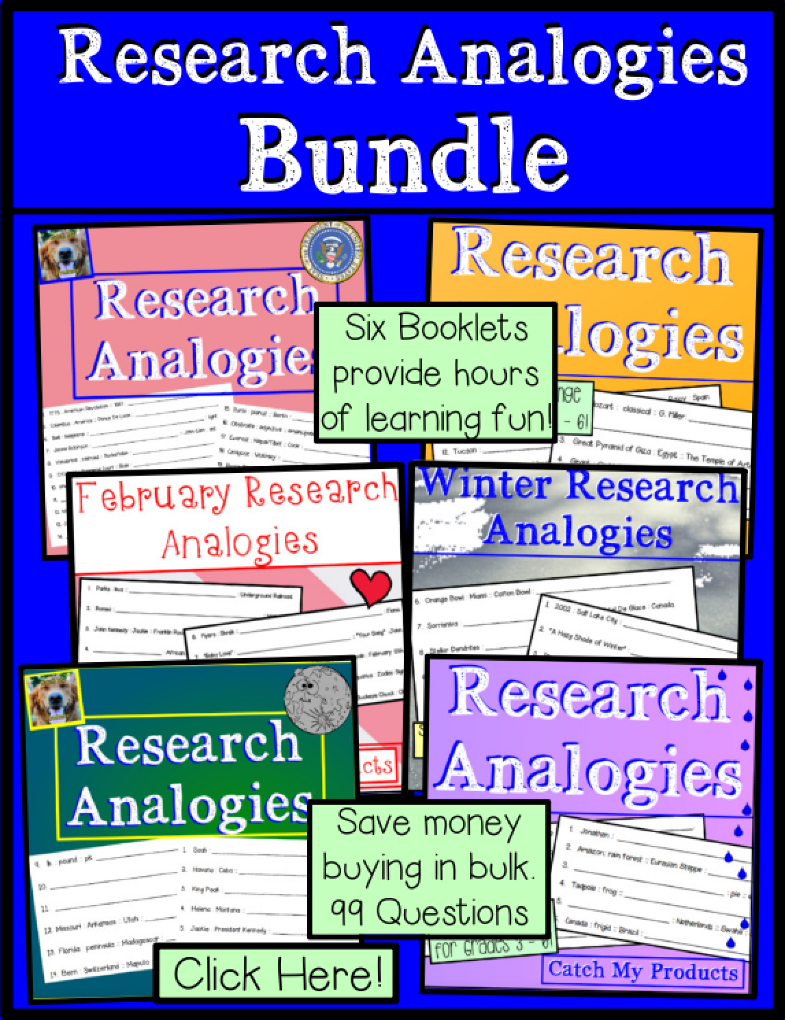 Research Skills Worksheets