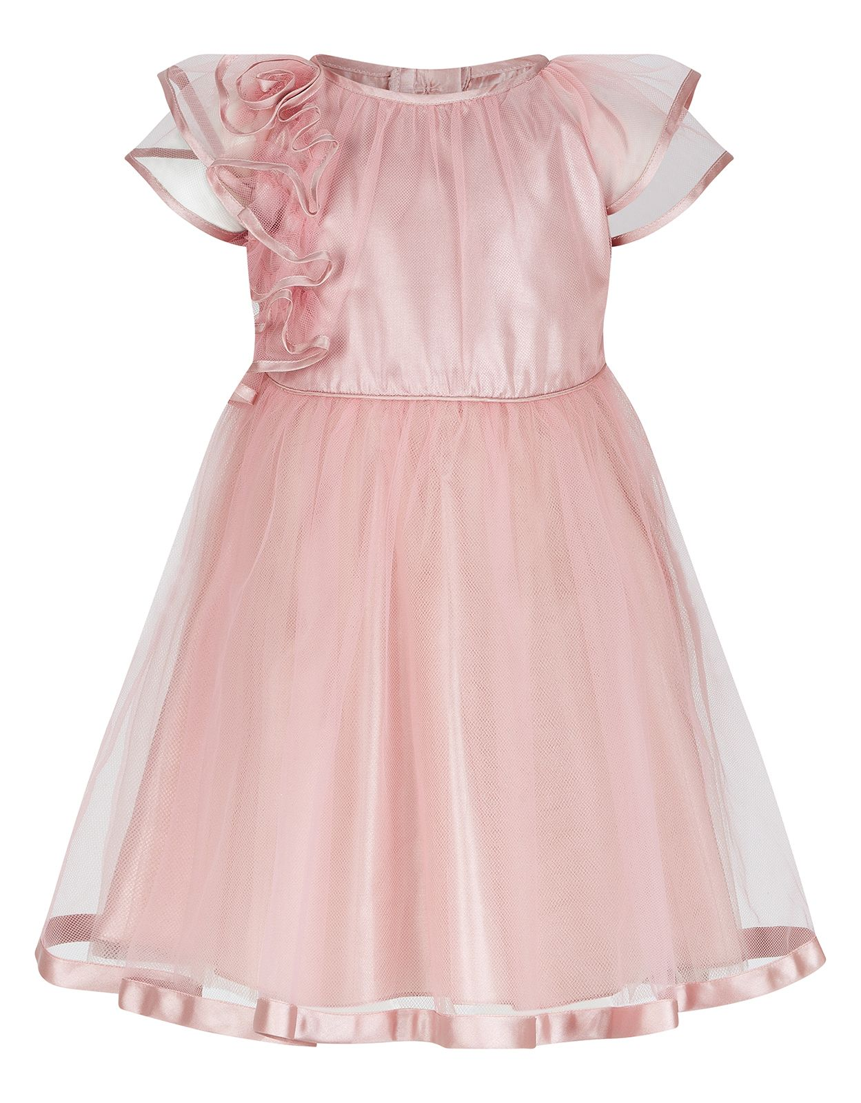 Baby Viola Dress | Pink | Monsoon #easter | vestidos para peques ...
