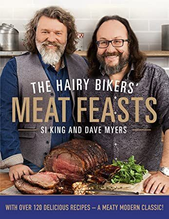 Free Download The Hairy Bikers' Meat Feasts: With Over ...