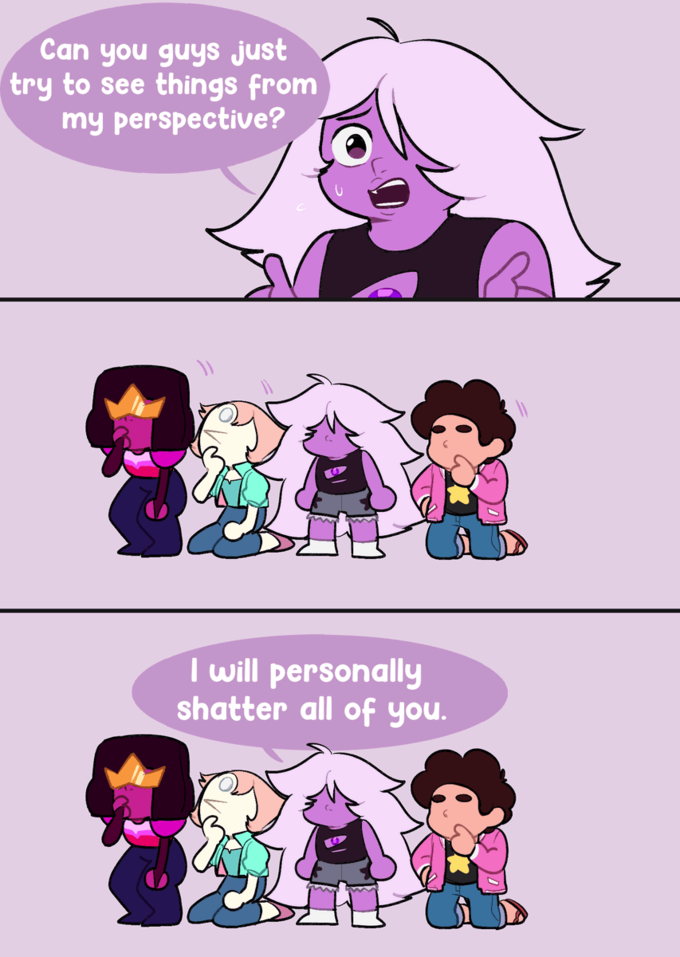 Too literal | Steven Universe