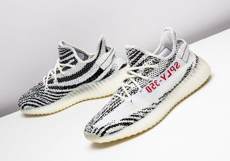 91abbc3b2f1 Adidas Yeezy Boost 350 v2 Sesame + Zebra 2018 Release Info 2018 ...
