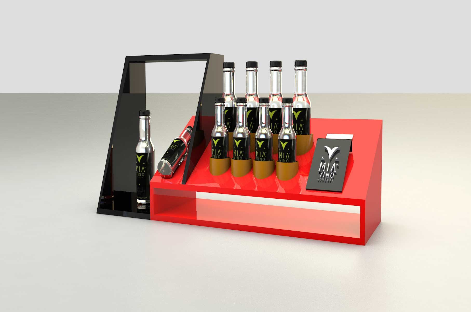 Bottle Stand Counter Top Bottle Stand Wine Rack Bottle