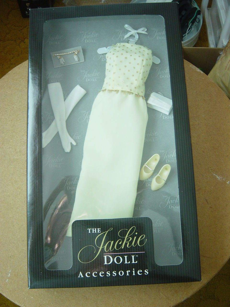 Jackie O Yellow Dress Ensemble Doll Accessories S | eBay