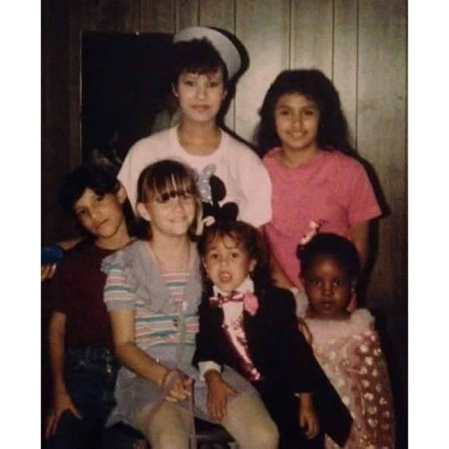 very rare picture of our beautiful Selena