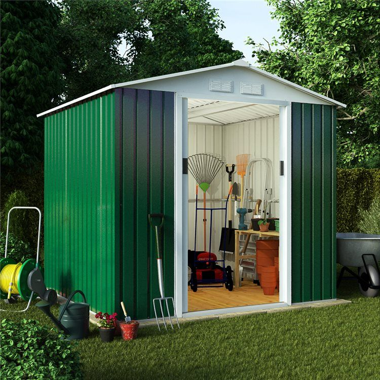 choosing garden sheds 12 advantages of metal sheds you need to consider