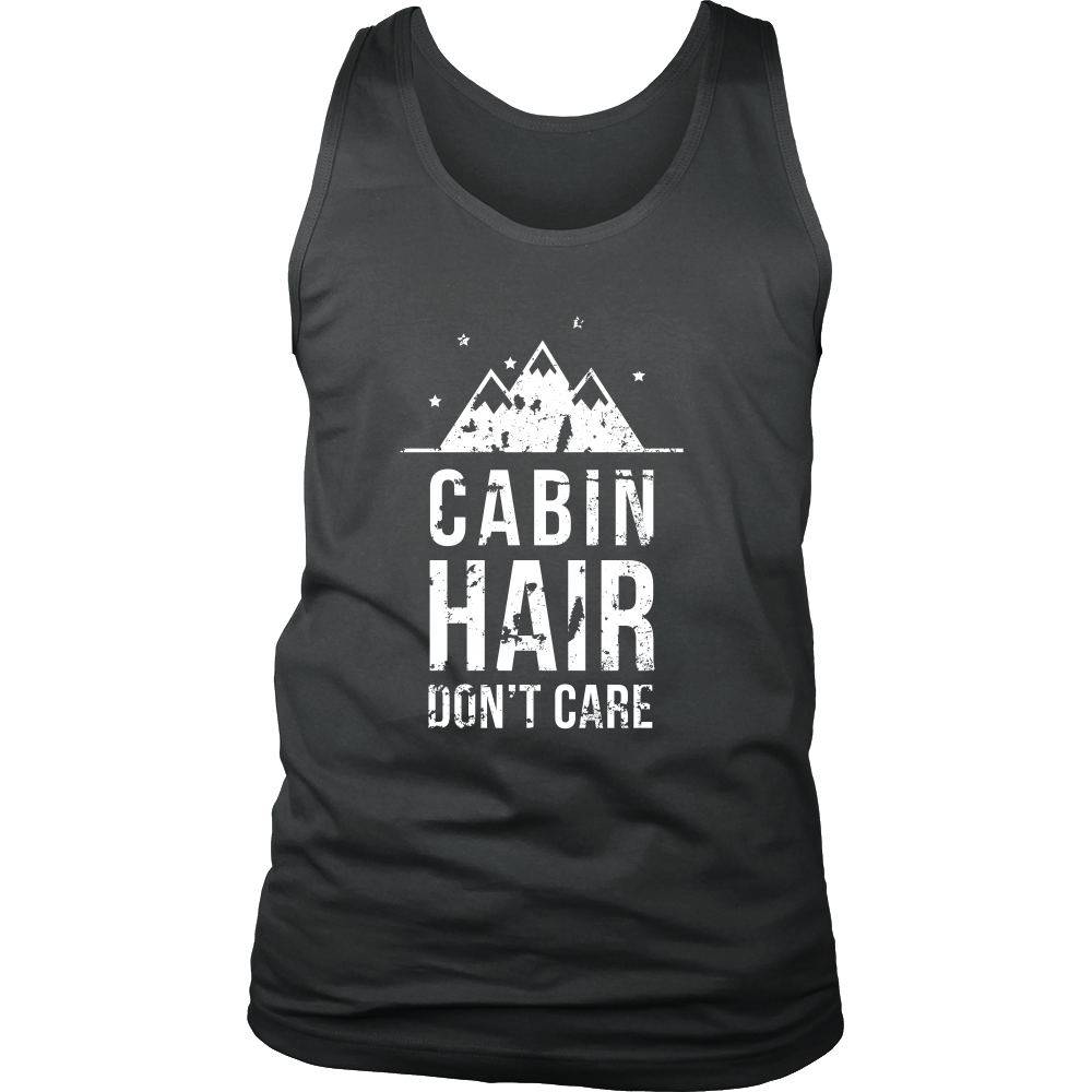 IT/'S A CARAVAN THING FUNNY CAMPING VEST CARAVANNING TANK TOP SLEEVELESS TSHIRT