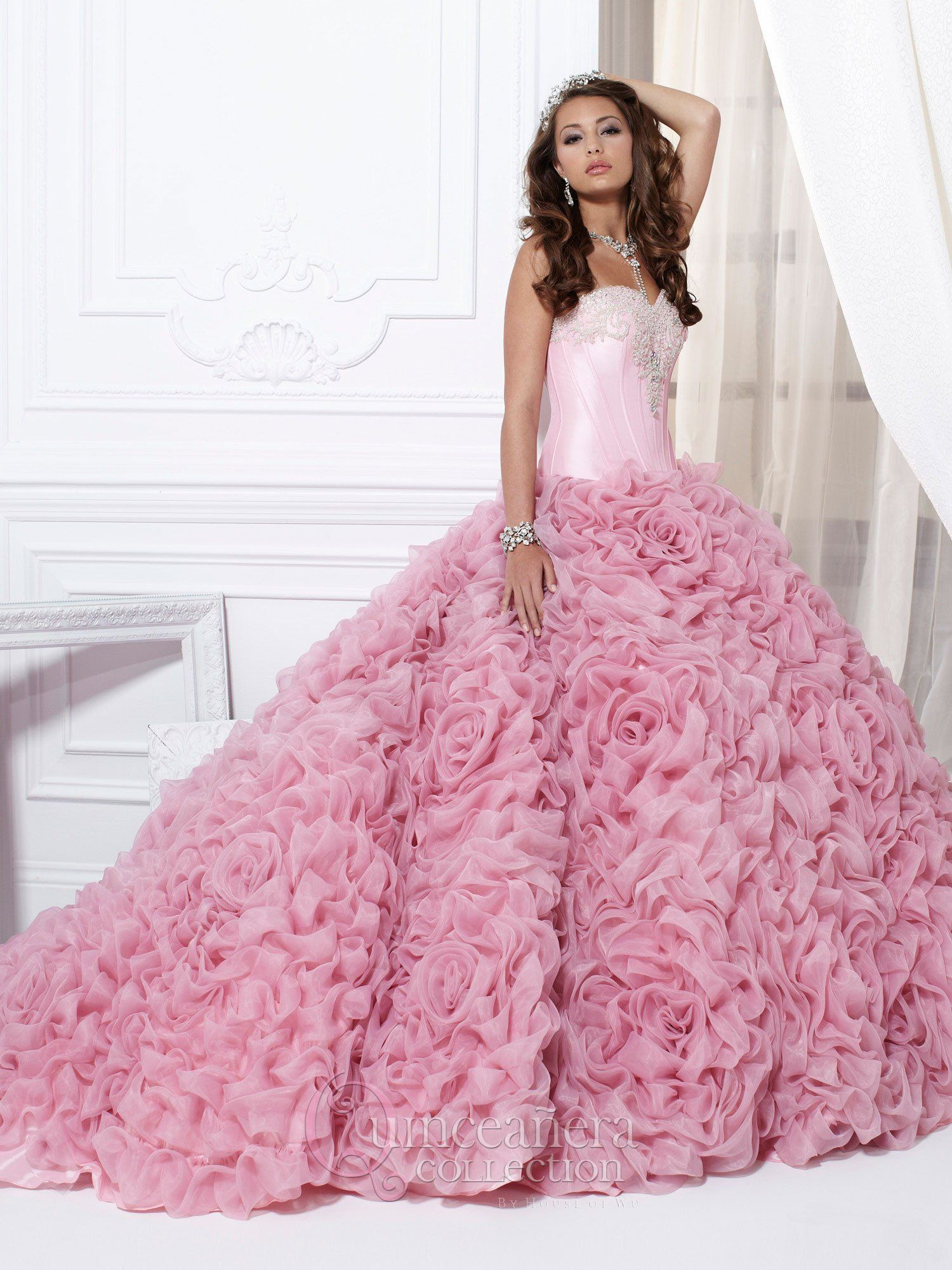 House of Wu Quinceanera Dress Style 26702   Products