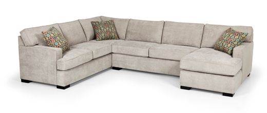 Marvelous Stanton Sofa 146 In Two Tone Grey Sofas Sectionals Download Free Architecture Designs Scobabritishbridgeorg