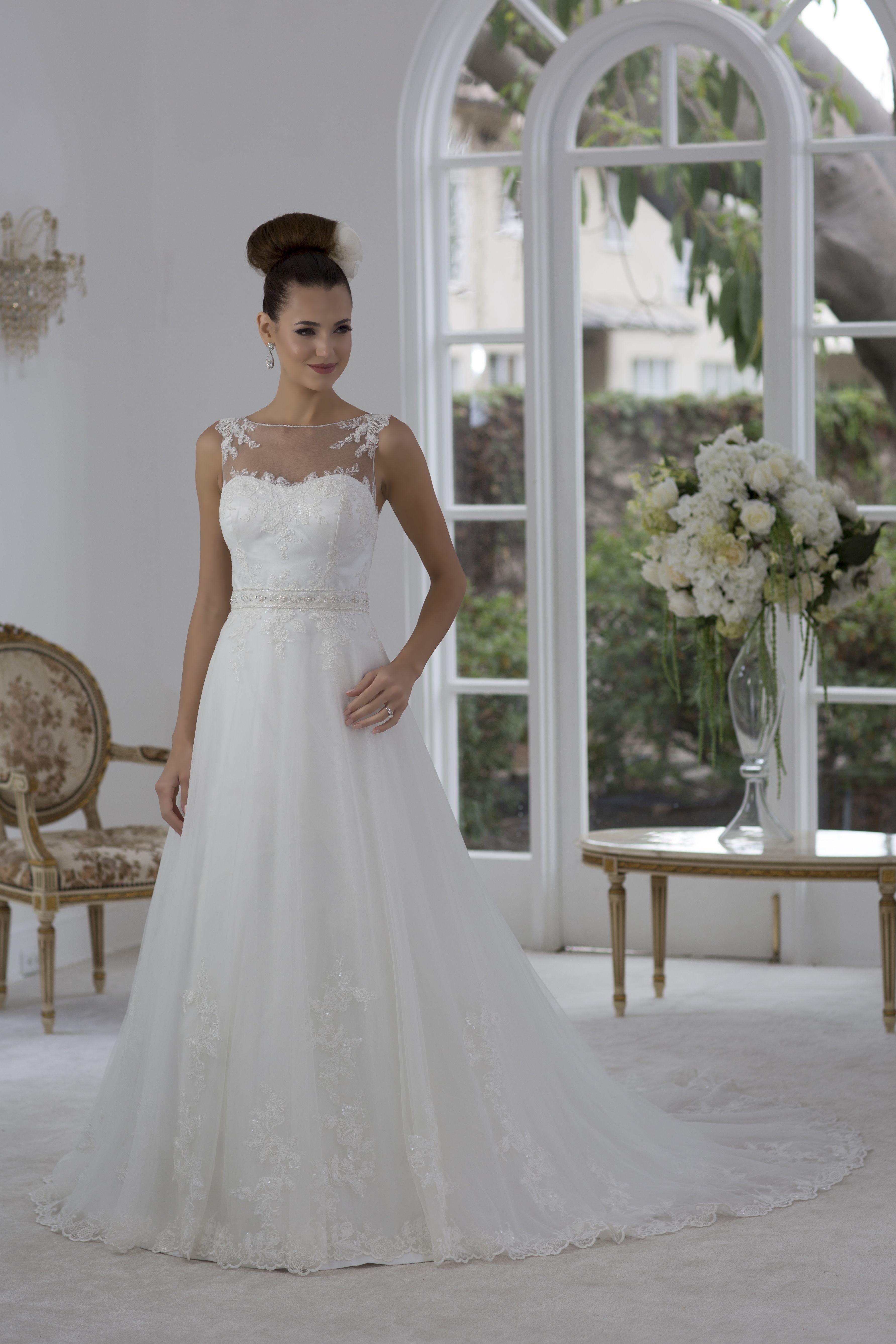 Beautiful Princess Wedding Dress From Finesse Bridal Wear In Listowel Co Kerry PrincessDress