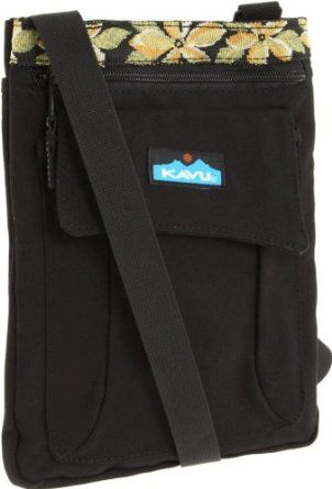 Kavu Keeper Bag Black Medium