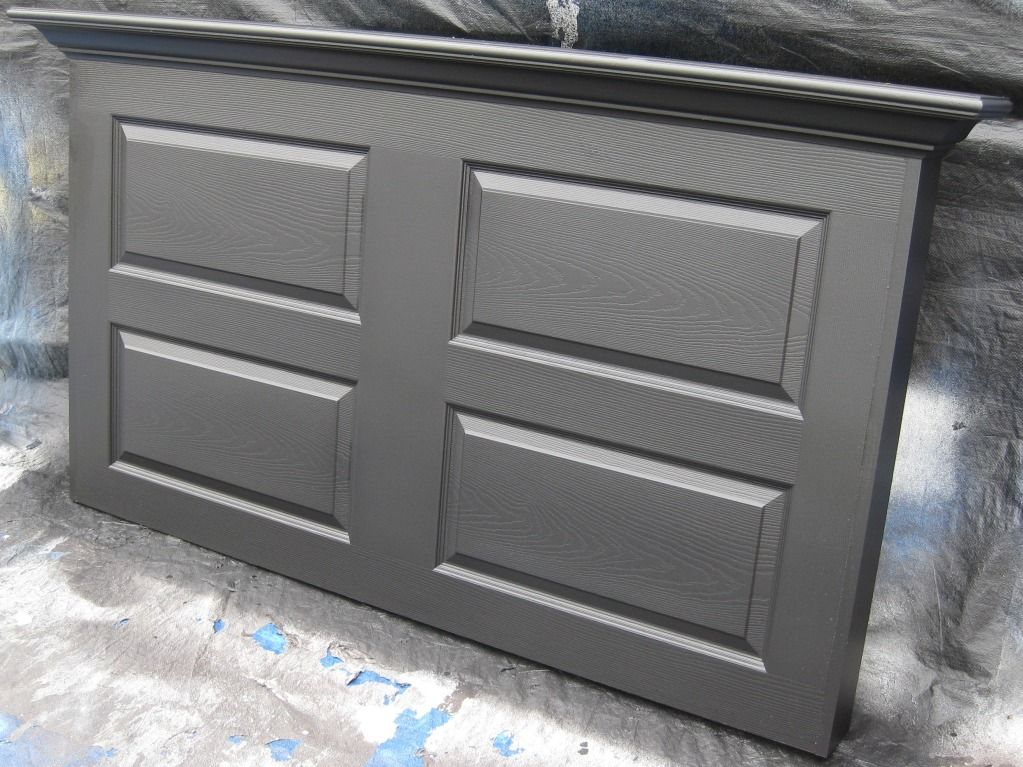 Vintage Headboards Queen Size Headboard Made Out Of A
