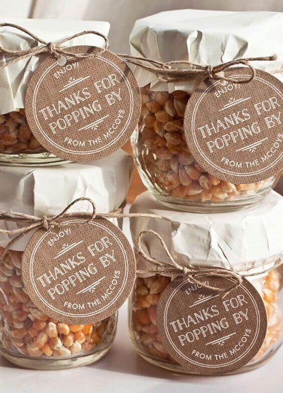 39 Interesting Wedding Gifts And Favors Pinterest Favours Bridal Shower