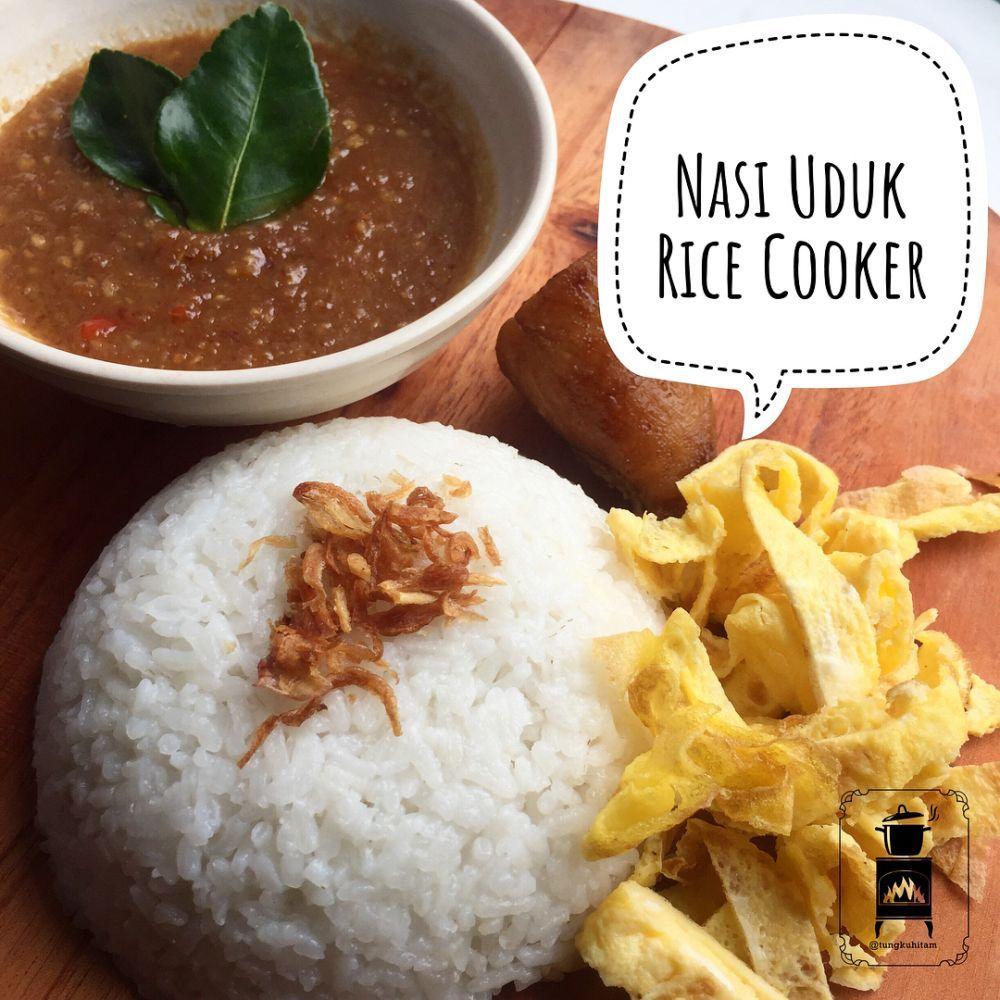 Makanan Lainnya Dalam Satu Porsi Nasi Putih Seukuran Resep Resep Makan Malam Sehat Resep Masakan