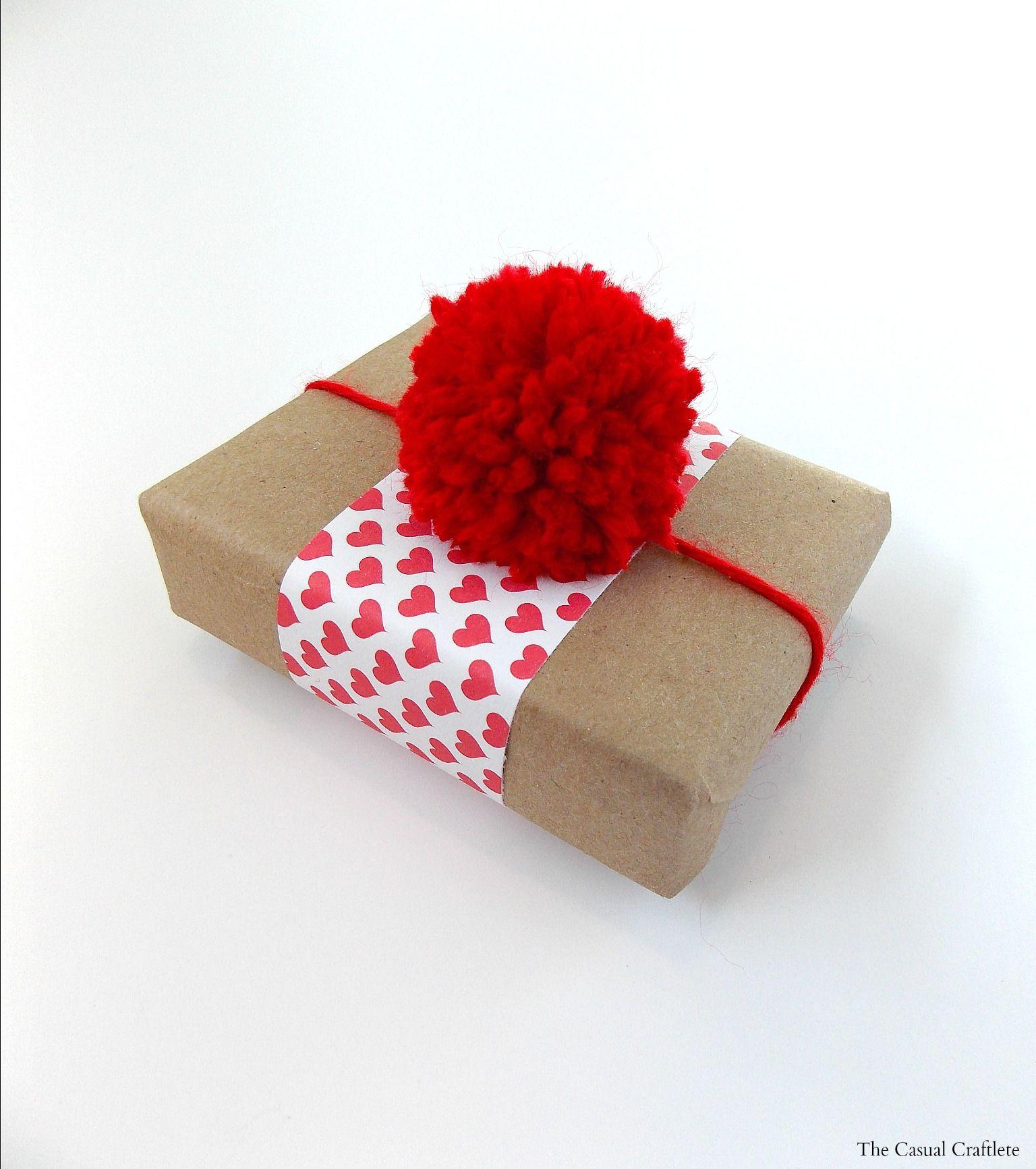 4 Valentines Gift Wrap Ideas Wrapping Pinterest Valentine