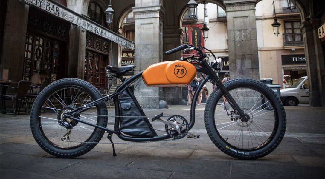 The Vintage Inspired Otor Electric Bike Is Absolutely Gorgeous Electric Bike Electric Bicycle Ebike