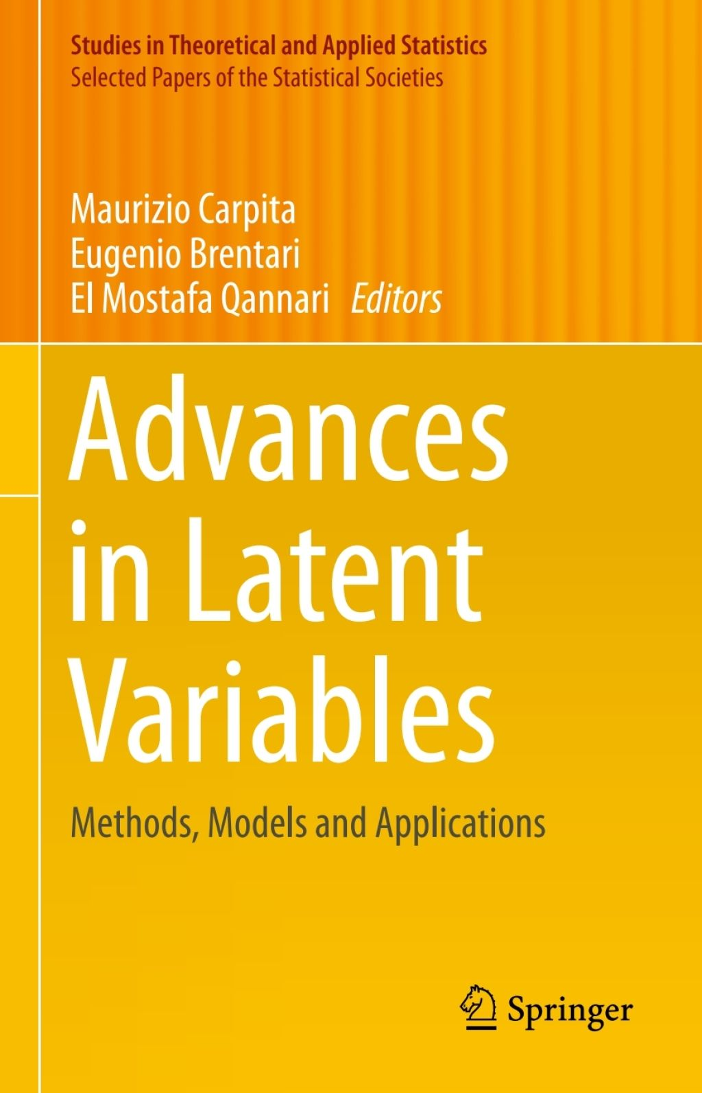 Advances In Latent Variables Ebook