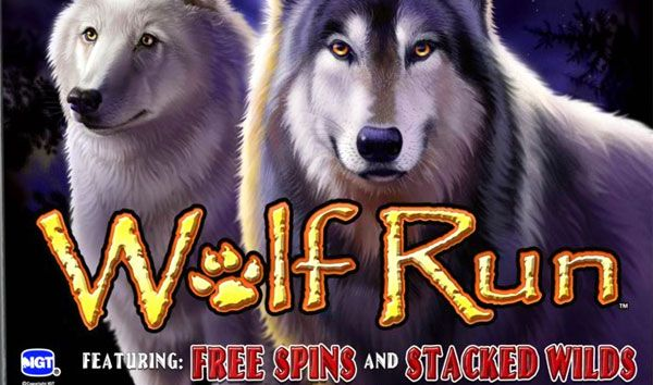 Play Wolf Run Slot Machine For Fun