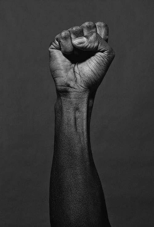 The Raised Fist Also Known As The Clenched Fist Is A Symbol Of