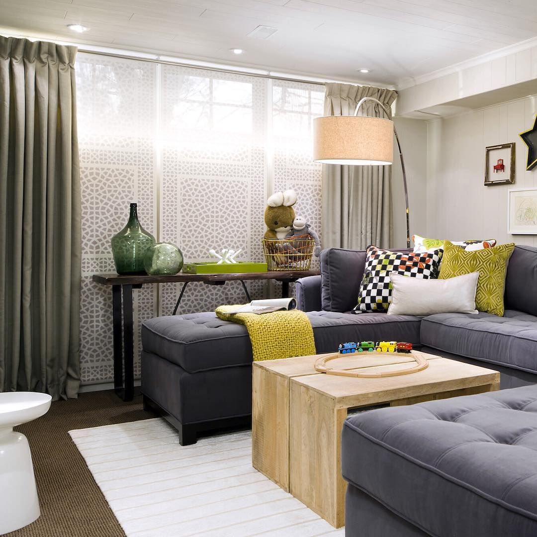 Candice Olson Basement Design: One Of The Biggest Problems In Working With A Basement