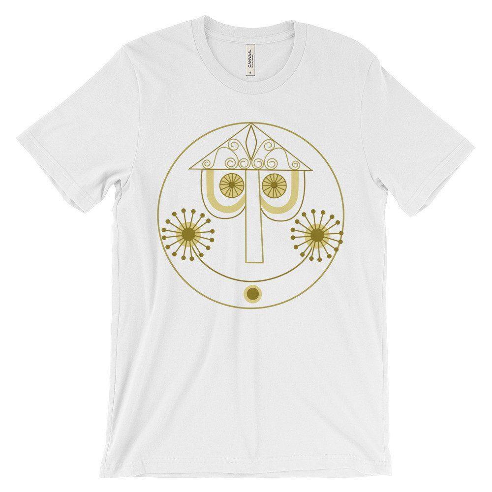580ff700f7 Clockface unisex short sleeve t-shirt   Disney Fan-Made Clothing ...
