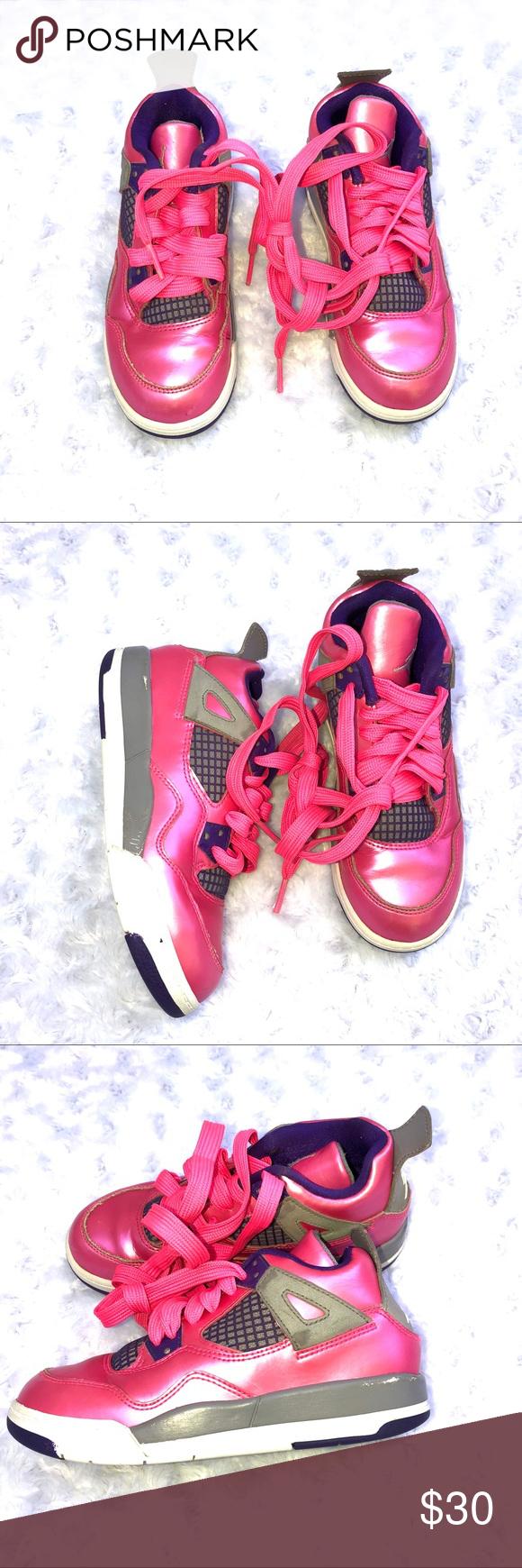 2ca500e5708 ... Girls Nike Jordan Sneakers size 13 Girls Jordan Sneakers size 13 Good  condition Nike Shoes Sneakers ...