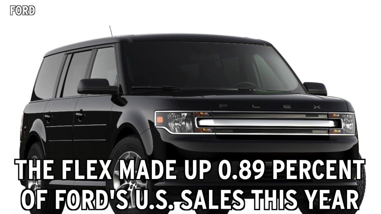 2020 Ford Flex S Configurations