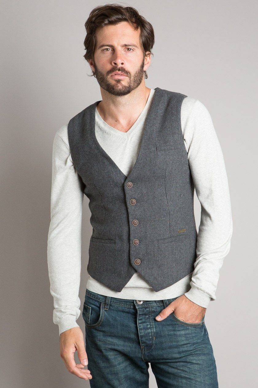 outlet store sale arriving 100% genuine Gilet homme coupe courte sans manche en 2019 | Gilet homme ...