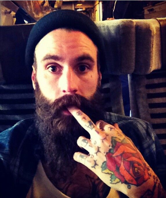 Ricki Hall..I have such a crush on this man
