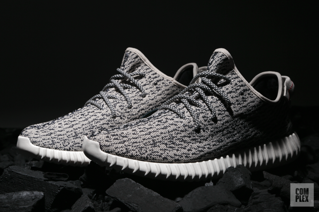 Up Close With the Yeezy Boost 350, the