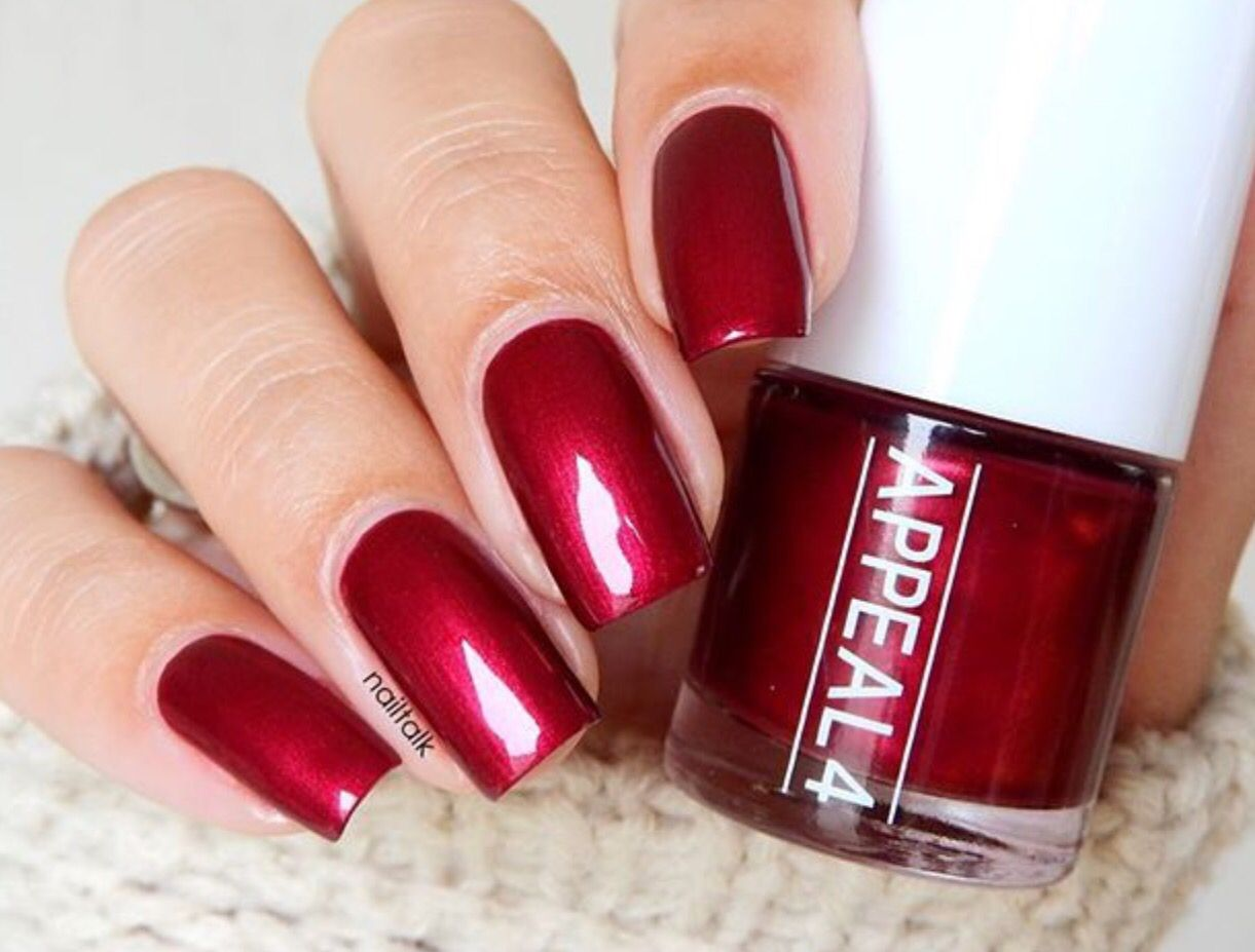 No. 219 Glaced Cranberry  Christmas '16  Www.appeal4