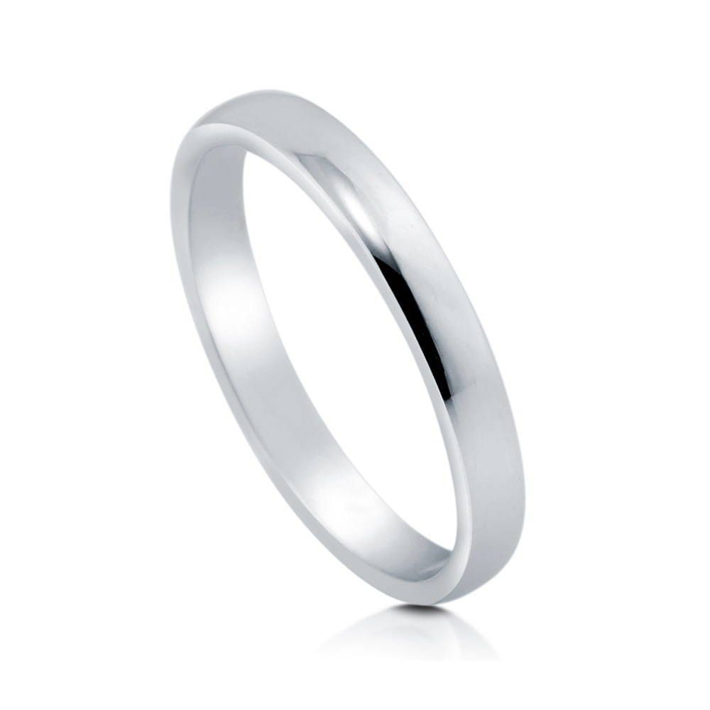 Sterling Silver Band In 2020 Wedding Ring Pictures White Gold