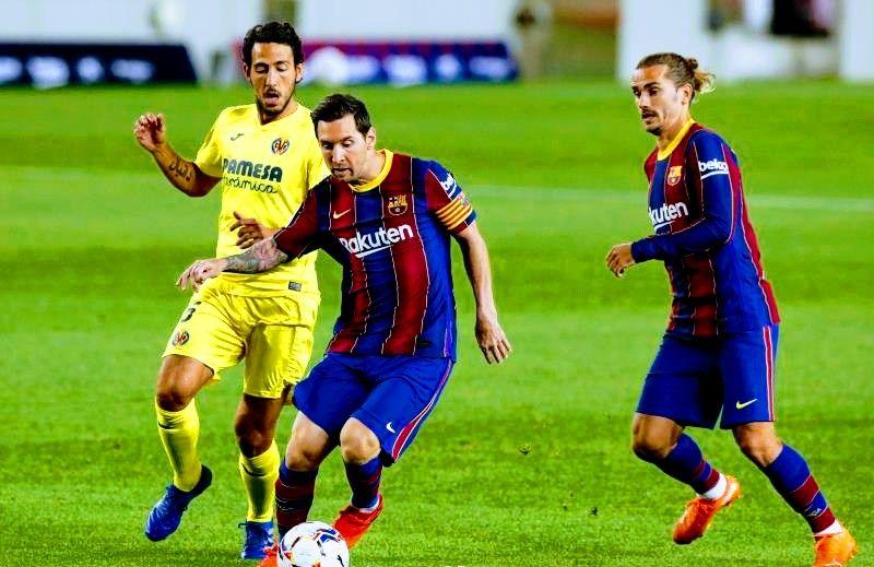 ترتيب الدوري الاسباني بعد فوز برشلونة على فياريال Football Sports Jersey Sports