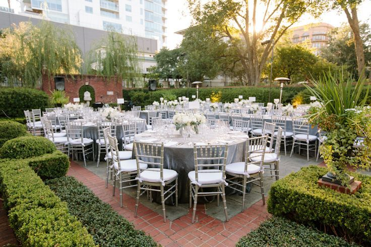 River Oaks garden club Houston Wedding Venues Pinterest