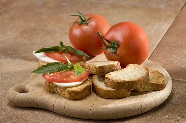 Italian plate by richard.scharfenberg, via Flickr
