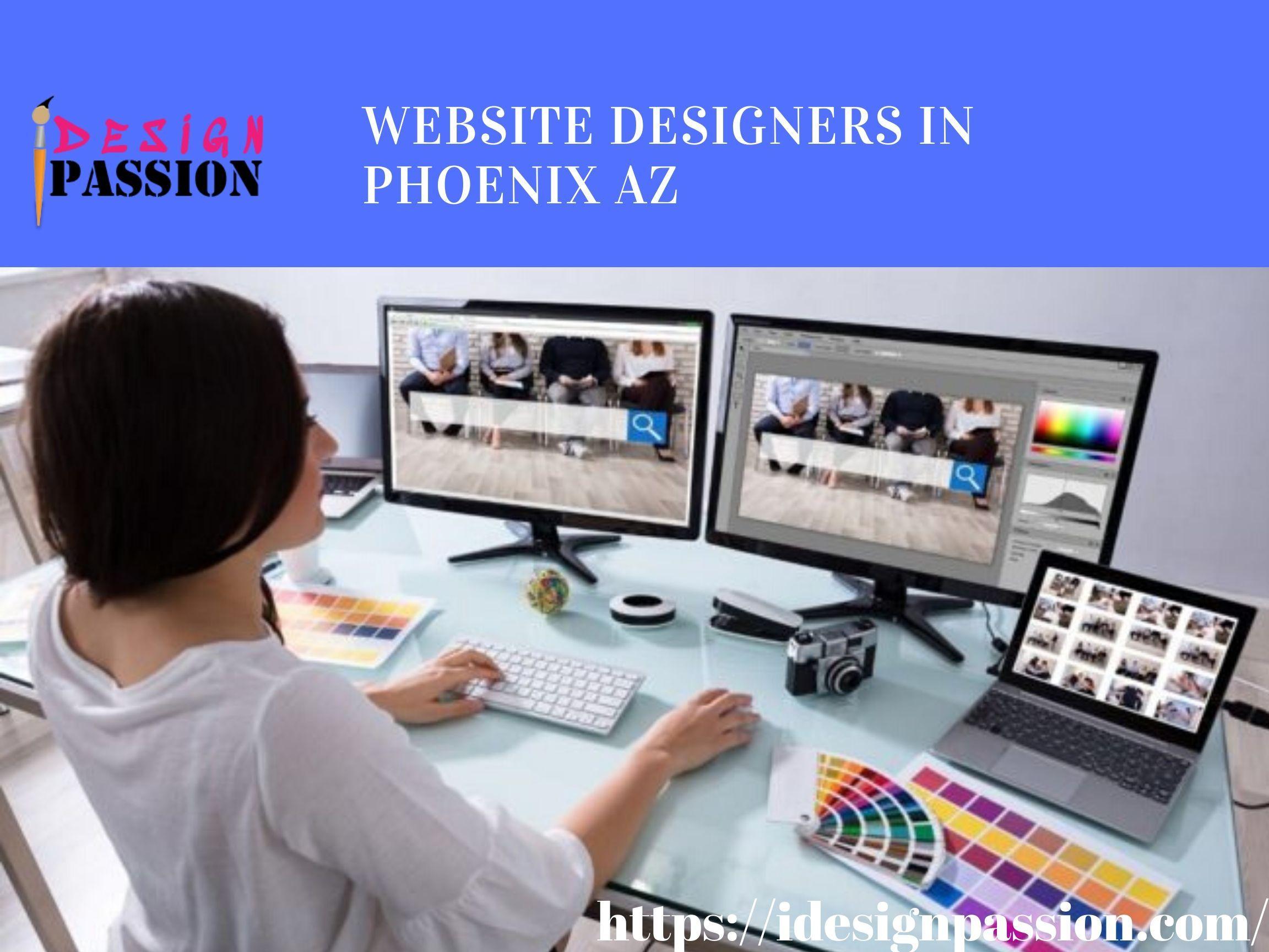 Website Designers In Phoenix Az Website Design Web Design Firm Web Design