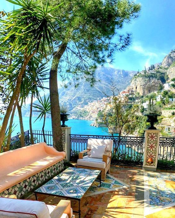 Outdoor Living-Create Your Own Mediterranean Vibe