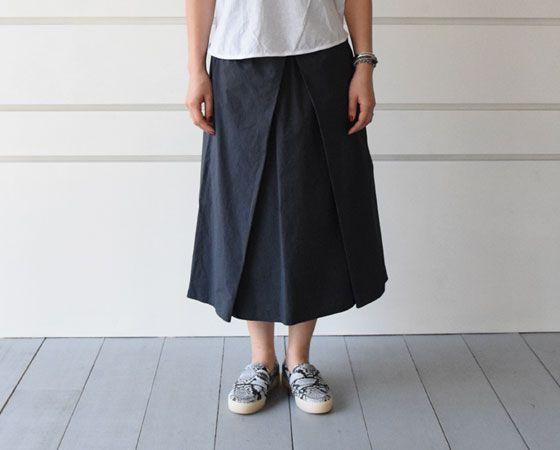HACHE:skirt- CUL DE PARIS online store