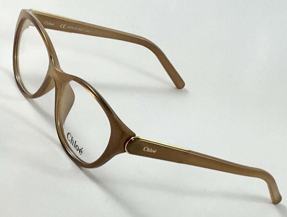 ec1b726d4580 New CHLOE CE 2646 248 Women s Designer Eyeglasses Frames 52-16-135 ...