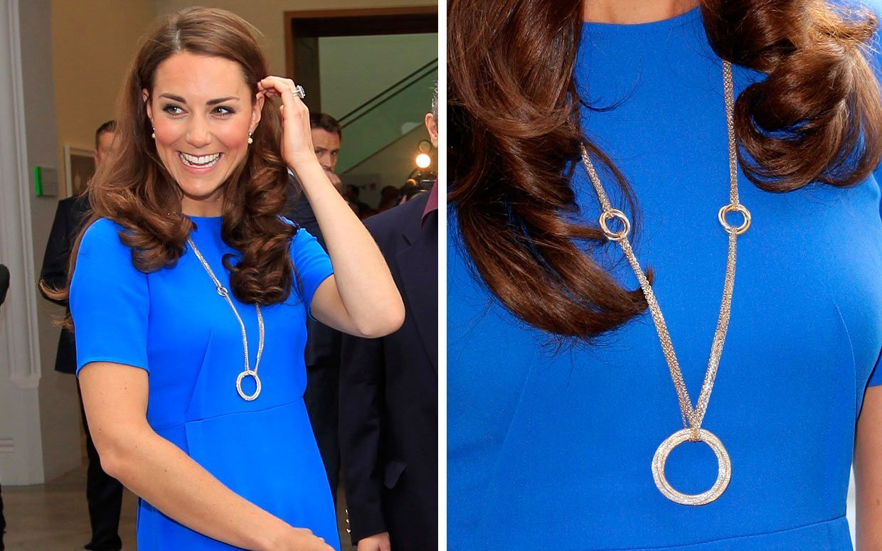kate middleton's fondness for tiffany and cartier