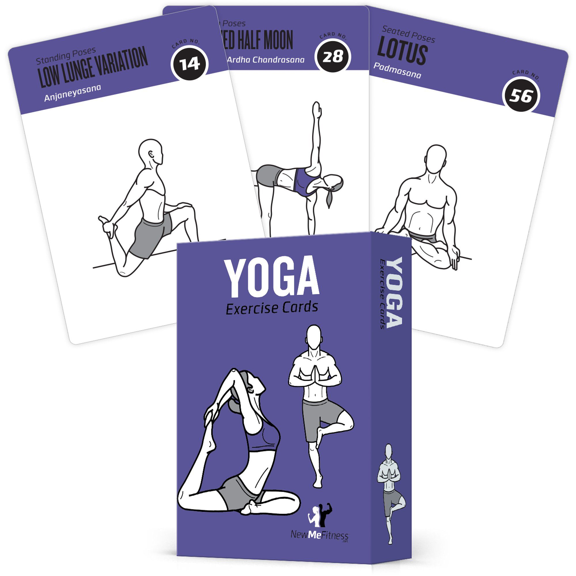 Yoga Cards Pose Sequence Flow In 2020 Card Workout Yoga Cards Yoga Fitness