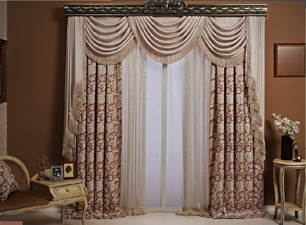 Luxury Curtain Ideas For Bedroom 2018