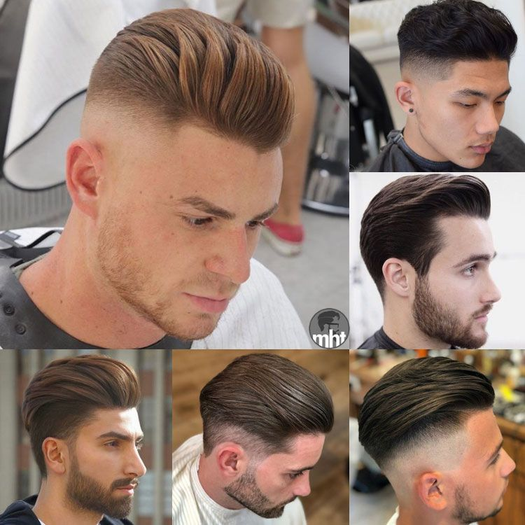 24+ Pulled back hairstyles men trends