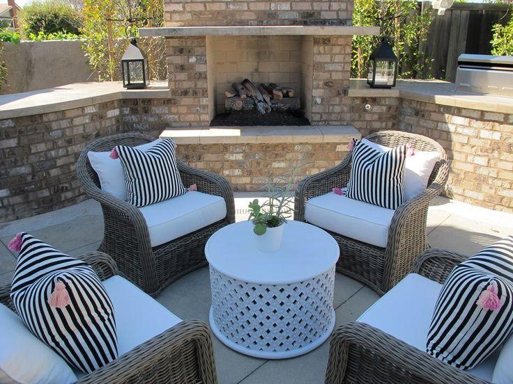 sunroom interiors | Outdoors | Amber Interiors | Patio ... on Amber Outdoor Living id=41126