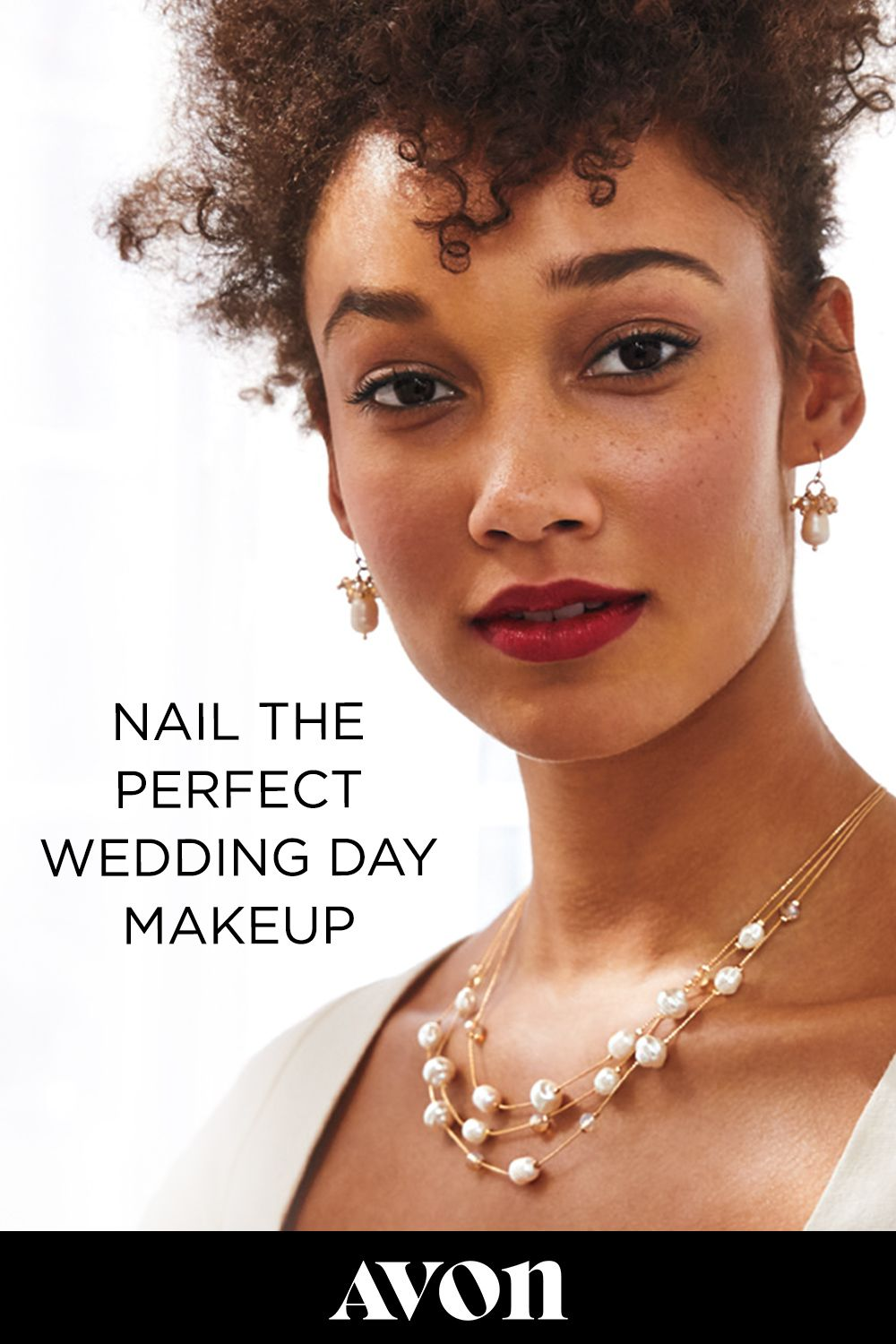 Wedding Makeup for Everyone. Looks for each attendee—from